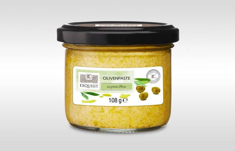 Rückruf bei Kaufland - In Olivenpaste können Glassplitter sein