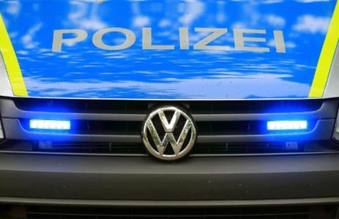 Polizeiwagen Blaulicht