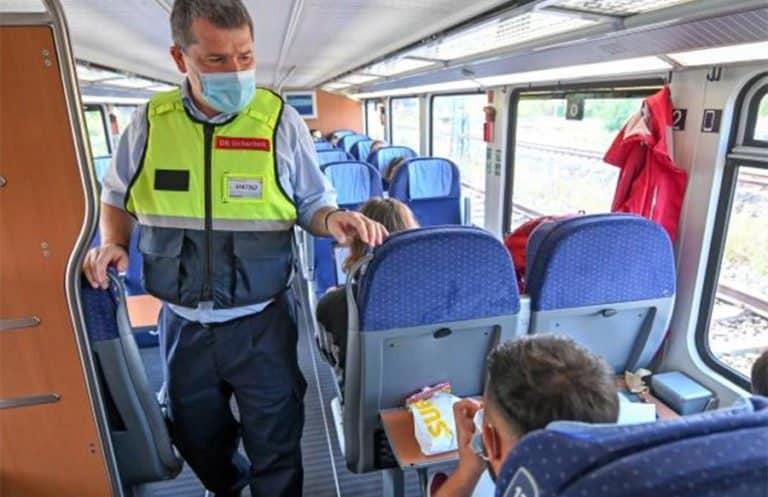 Maskenverweigerer: Verkehrsminister beraten über höheres Entgelt in Bus und Bahn