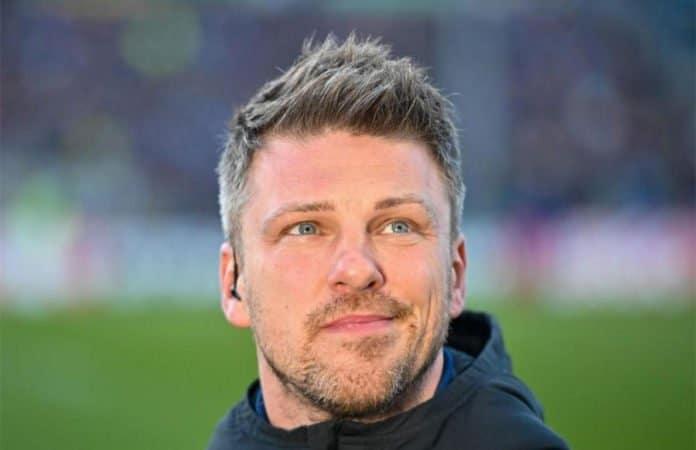 Saarbrückens Trainer Lukas Kwasniok