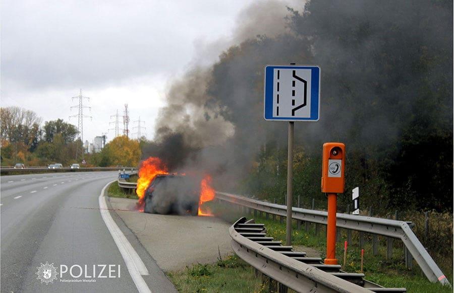Vollsperrung Autobahn Heute