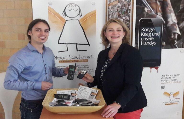 Alte Handys sind Gold wert – Diözesanstelle Weltkirche sammelt alte Handys für das Hilfswerk Missio