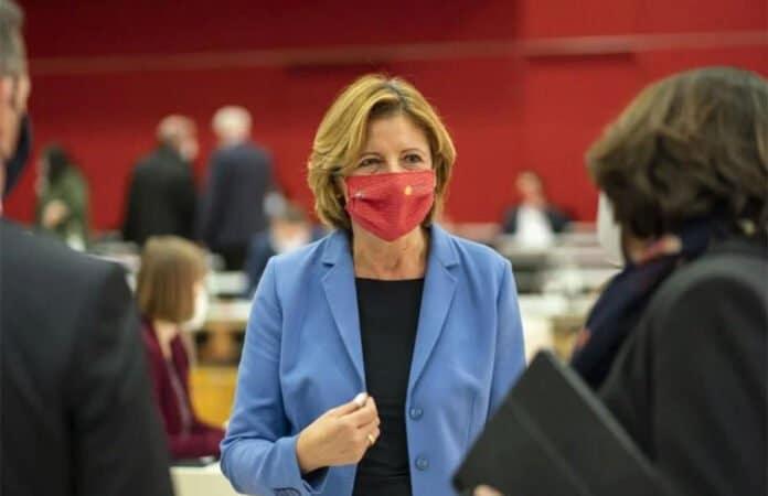 Ministerpräsidentin Malu Dreyer, Rheinland-Pfalz