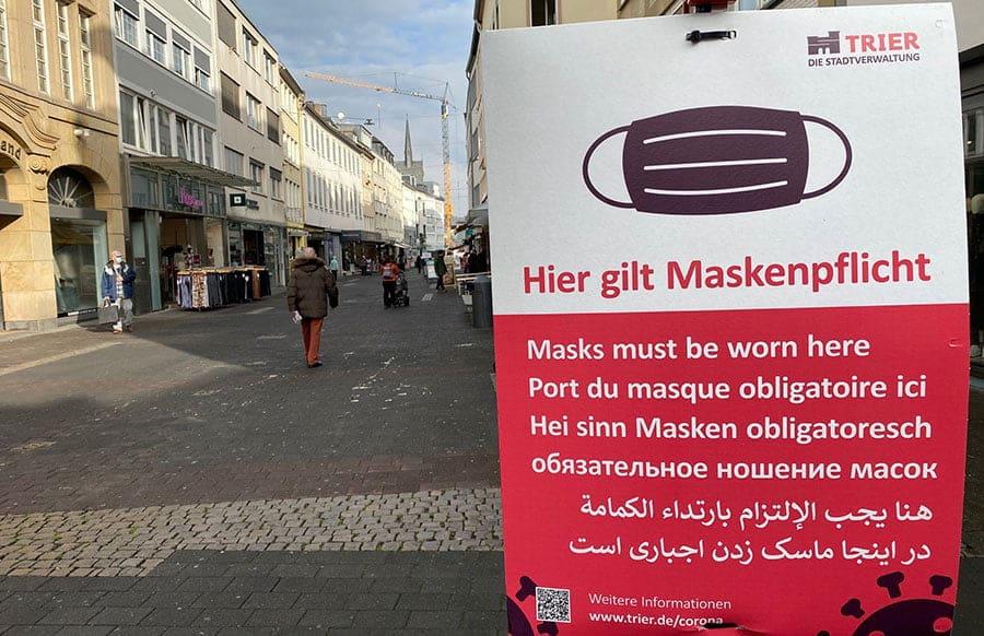 Trier Fußgängerzone