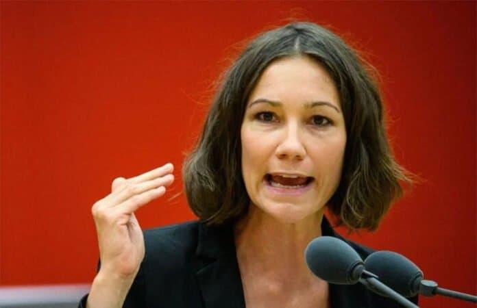 Anne Spiegel, die Grünen