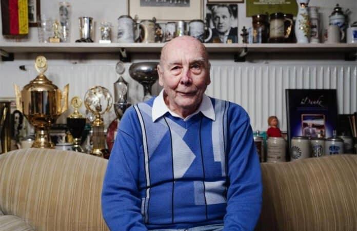 Weltmeister Horst Eckel