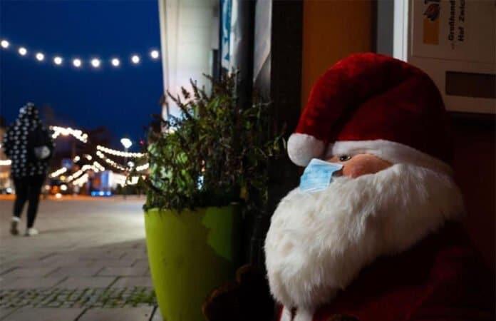 Harter Lockdown an Weihnachten