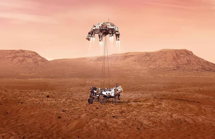 Erleichterung bei der NASA : Rover