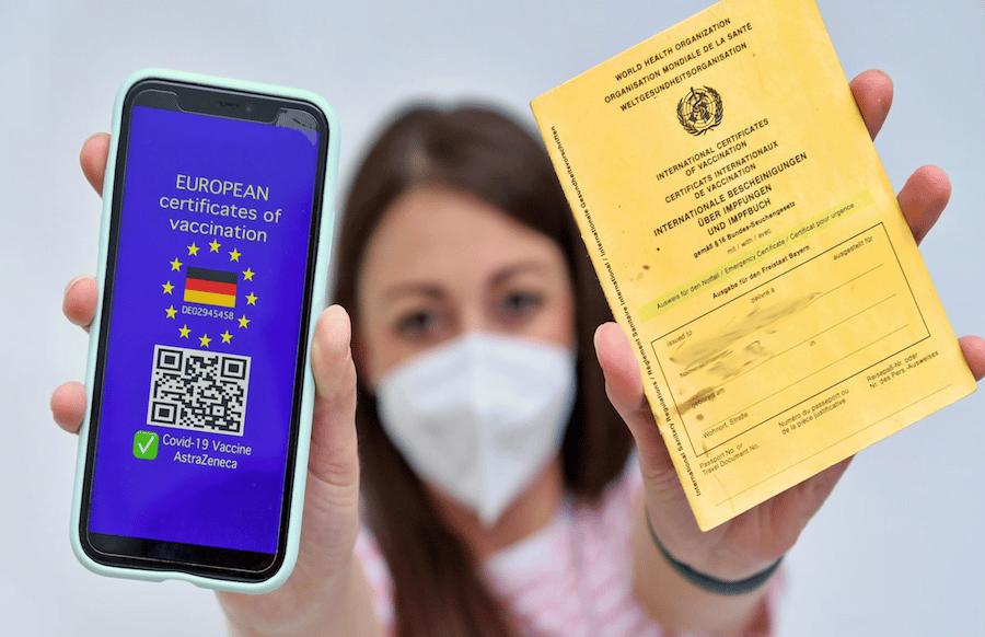 RKI: Corona-Warn-App zeigt auch digitalen Impfnachweis an